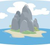νησί Στοκ Εικόνες