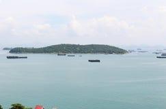 Νησί στοκ εικόνα με δικαίωμα ελεύθερης χρήσης