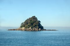νησί Abel tasman Στοκ Φωτογραφία