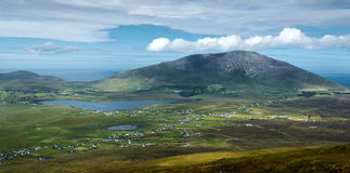 Νησί Achill, Ιρλανδία Στοκ Φωτογραφίες