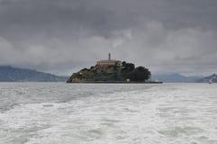 Νησί Alcatraz Στοκ Φωτογραφία
