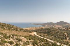 Νησί Antiparos Στοκ Φωτογραφίες