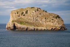 Νησί Aquech Στοκ φωτογραφία με δικαίωμα ελεύθερης χρήσης