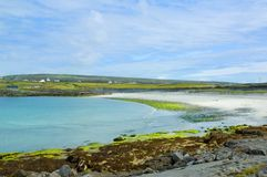 Νησί Aran Στοκ εικόνες με δικαίωμα ελεύθερης χρήσης