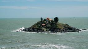 Νησί BA Mieu Hon απόθεμα βίντεο