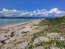 Νησί Cagbalete στοκ φωτογραφία με δικαίωμα ελεύθερης χρήσης