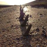 Νησί Canvey, Essex Στοκ φωτογραφία με δικαίωμα ελεύθερης χρήσης