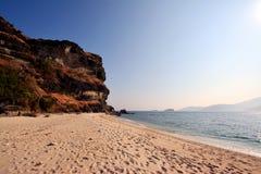 Νησί Capones Στοκ εικόνες με δικαίωμα ελεύθερης χρήσης