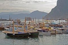 Νησί Capri, Ιταλία, Ευρώπη, κόλπος της Νάπολης, Στοκ φωτογραφίες με δικαίωμα ελεύθερης χρήσης
