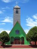 Νησί Chiloe, Χιλή στοκ εικόνα