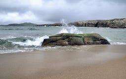 Νησί Cruit Στοκ εικόνα με δικαίωμα ελεύθερης χρήσης