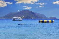 Νησί 0054 Fitzory Στοκ Εικόνα