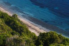 Νησί Fourni Στοκ Φωτογραφίες