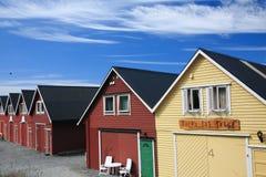 Νησί Godoya Alnes Στοκ Φωτογραφίες