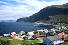 Νησί Godoya Alnes Στοκ Εικόνες