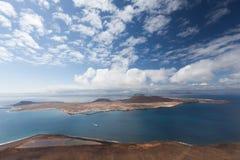 Νησί Graciosa Στοκ φωτογραφία με δικαίωμα ελεύθερης χρήσης