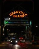 Νησί Granville, Βανκούβερ, Β Γ Στοκ εικόνες με δικαίωμα ελεύθερης χρήσης