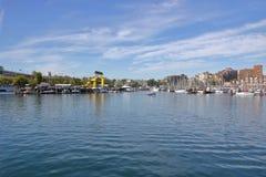 Νησί Granville και ψεύτικος κολπίσκος Στοκ εικόνα με δικαίωμα ελεύθερης χρήσης