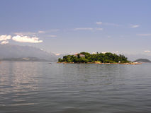 νησί guanbara κόλπων Στοκ φωτογραφίες με δικαίωμα ελεύθερης χρήσης