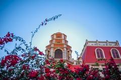 Νησί Gulangyu, Xiamen, Κίνα στοκ φωτογραφία με δικαίωμα ελεύθερης χρήσης