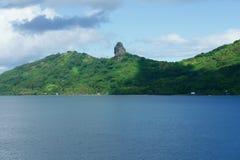 Νησί Hauhine Στοκ Εικόνες
