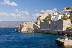 Νησί Hydra. Στοκ εικόνες με δικαίωμα ελεύθερης χρήσης