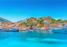 Νησί Hydra στοκ εικόνα με δικαίωμα ελεύθερης χρήσης