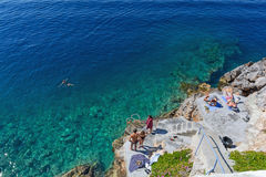 Νησί Hydra Στοκ Φωτογραφία