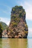 νησί james Ταϊλάνδη δεσμών Στοκ φωτογραφίες με δικαίωμα ελεύθερης χρήσης