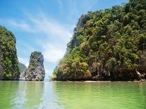 νησί james Ταϊλάνδη δεσμών Στοκ Εικόνες