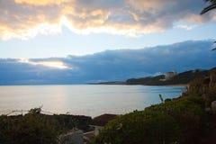 Νησί Jeju, ξενοδοχεία Κορέα, ηφαιστειακό νησί Hyatt Στοκ εικόνα με δικαίωμα ελεύθερης χρήσης