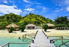 Νησί Kanawa στοκ εικόνα με δικαίωμα ελεύθερης χρήσης