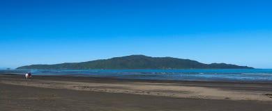 Νησί Kapiti Στοκ εικόνα με δικαίωμα ελεύθερης χρήσης