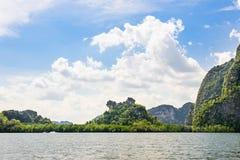 Νησί Khao μΑ Chu Στοκ εικόνα με δικαίωμα ελεύθερης χρήσης