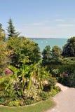 Νησί Mainau και Bodensee λουλουδιών Στοκ φωτογραφίες με δικαίωμα ελεύθερης χρήσης