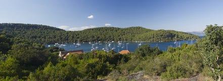 νησί mljet Στοκ εικόνα με δικαίωμα ελεύθερης χρήσης