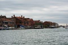 Νησί Murano, Βενετία, Ιταλία στοκ εικόνες