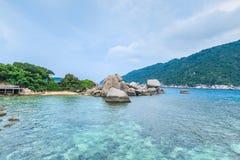 νησί nang Ταϊλάνδη yuan Στοκ φωτογραφίες με δικαίωμα ελεύθερης χρήσης