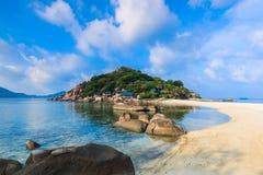 νησί nang Ταϊλάνδη yuan Στοκ φωτογραφία με δικαίωμα ελεύθερης χρήσης