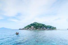 νησί nang Ταϊλάνδη yuan Στοκ Εικόνες