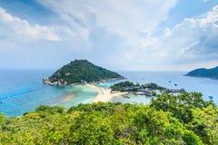 νησί nang Ταϊλάνδη yuan Στοκ Εικόνα