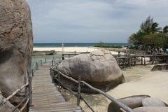 Νησί nang-Yuan στοκ εικόνες