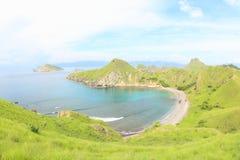 Νησί Padar, Flores Στοκ Εικόνες