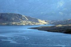 νησί pag Στοκ φωτογραφία με δικαίωμα ελεύθερης χρήσης
