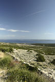 νησί pag στοκ εικόνες