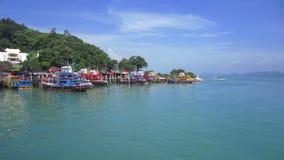 Νησί Pangkor, Μαλαισία απόθεμα βίντεο