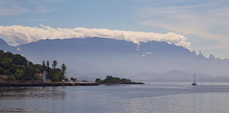 Νησί Paqueta, Ρίο de janeiro, Βραζιλία Στοκ φωτογραφία με δικαίωμα ελεύθερης χρήσης