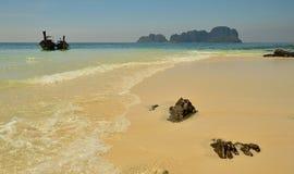 Νησί Paradisial Στοκ Εικόνες