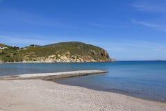 Νησί Patmos, Ελλάδα Στοκ Φωτογραφίες