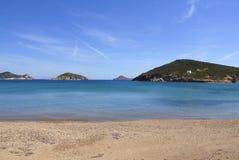 Νησί Patmos, Ελλάδα Στοκ φωτογραφίες με δικαίωμα ελεύθερης χρήσης